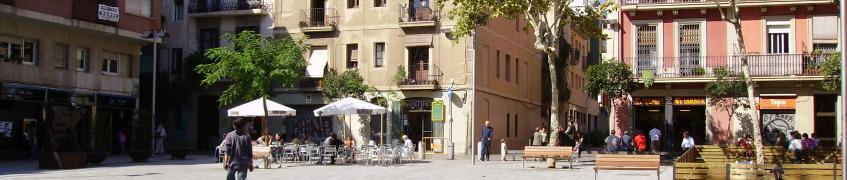 Fotografia plaça gràcia