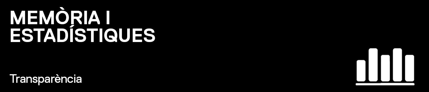 TRANSPARÈNCIA - Memòria COAC