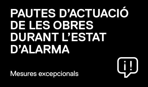 PAUTES ACTUACIÓ OBRES