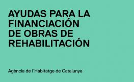 Ayudas para la financiación de obras de rehabilitación
