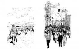 Dibuixos d'arquitectes