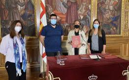 signatura de conveni