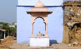Imatge d'un monument de l'Índia