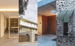 collage edificis moderns.