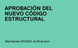 Nuevo Código Estructural BOE