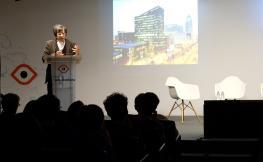 Carles Ferrater al Congrés d'Arquitectura 2016