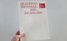 quaderns biennale, 2021, air aria aire