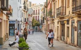 Fotografia carrers de Sant Gervasi