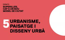 5 urbanism paisatge i disseny urbà