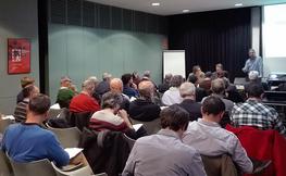 Presentació a la Delegació del Vallès