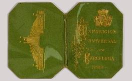 Tapes llibre L'Exposició Universal de 1888