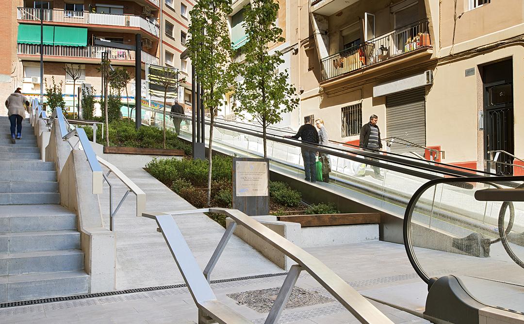 Proyecto de mejora de accesibilidad urbana
