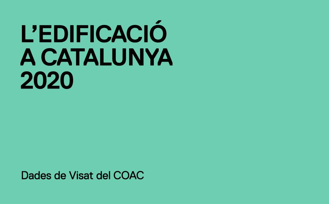 l'edificació catalunya 2020