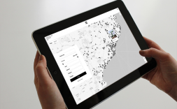 Mapa interactiu de l'arquitectura catalana