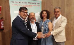 Foto, Pere castelltort, Ana Prados, Felip Neri Gordi i Lluís Dalmau