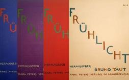 Revista alemanya Frühlicht