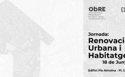 Jornada Renovació urbana i habitatge, a Girona