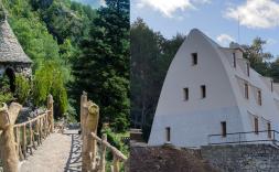 edificis d'antoni gaudi al berguedà