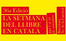 El COAC col·labora en la 36a edició de la Setmana del Llibre en Català