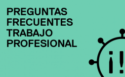 FAQs Trabajo profesional