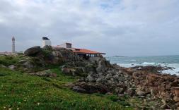 Imatge casa a la costa de Porto.