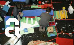 """Apunta't a l'""""Arquitectura a les Aules""""! Fem que petits i joves gaudeixin de la Setmana d'Arquitectura 2019"""